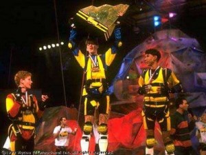 1st Generation Aggro Crag Trophy