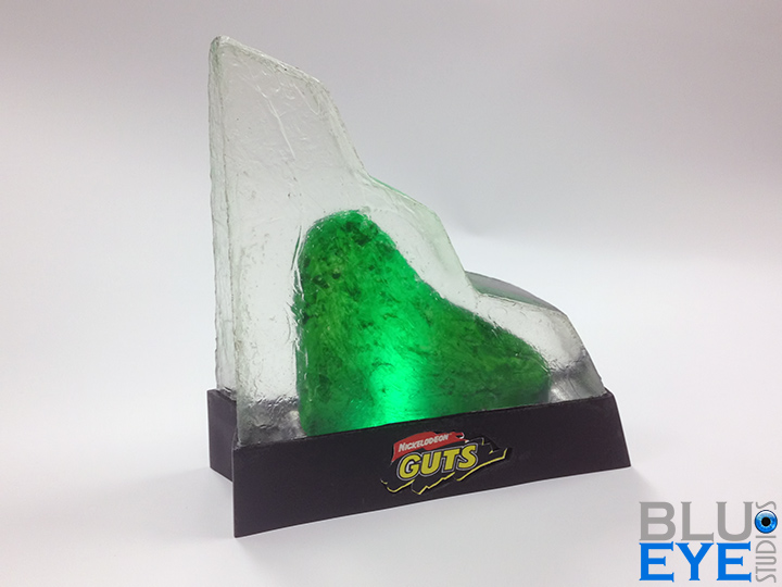 replica aggro crag glowing